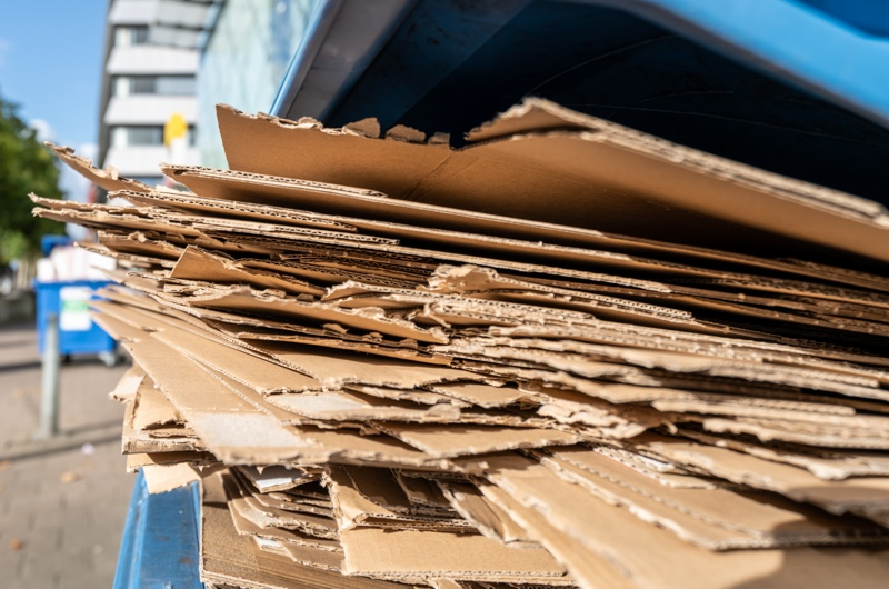 Cardboard Image