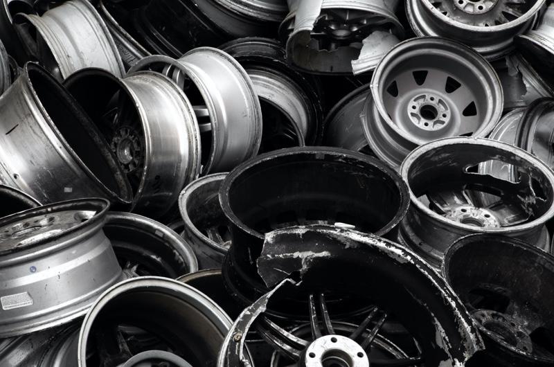 Non-Ferrous Metal Aluminium Image
