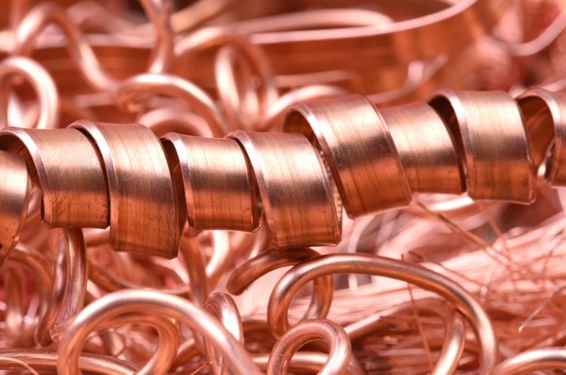Non-Ferrous Metal Copper Image