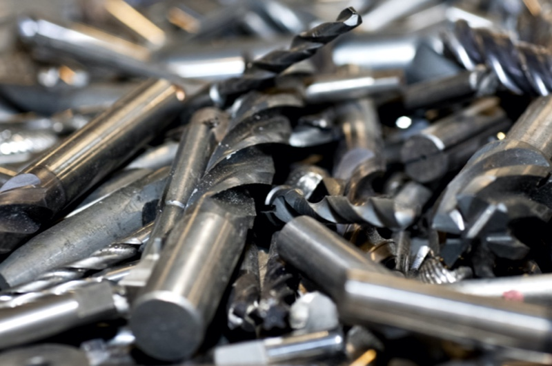 Non-Ferrous Metal Tungsten Image